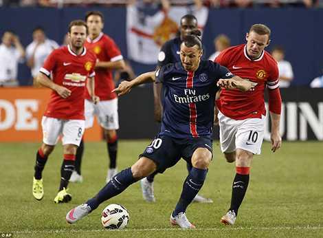 Ibrahimovic sẽ hết hạn hợp đồng với PSG vào mùa hè năm nay