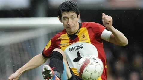 Xavier Chen - Trần Xương Nguyên từng chơi bóng ở Bỉ