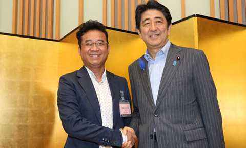 Ông Đặng Thành Tâm là chuyên gia kêu gọi vốn đầu tư nước ngoài (FDI).