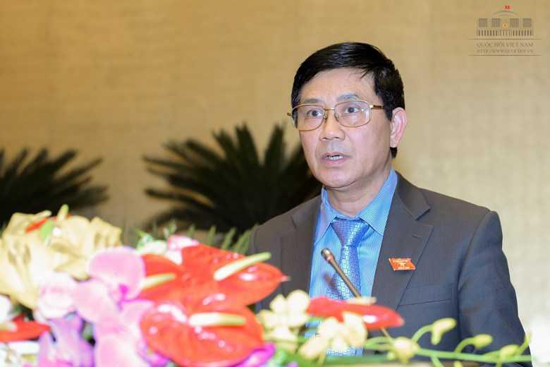 Chủ nhiệm UB Tư pháp Nguyễn Văn Hiện