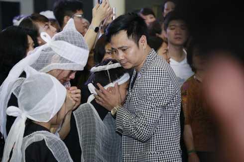 NSND Tự Long chia buồn cùng gia đình Trần Lập