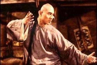 Lý Liên Kiệt hoá thân thành Hoàng Phi Hồng trong bộ phim cùng tên năm 1991