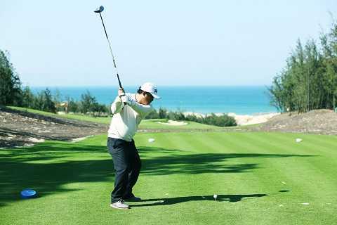Các golfer đã được trải nghiệm sân golf đẹp Top 3 châu Á