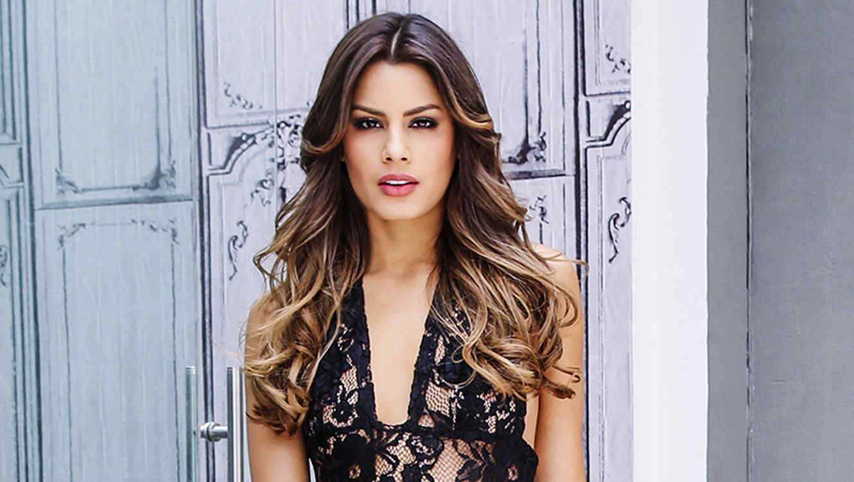 Ariadna Gutierrez - Hoa hậu hoàn vũ Colombia và Á hậu 1 cuộc thi Hoa hậu Hoàn vũ 2015.