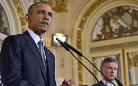 Tổng thống Mỹ Barack Obama bày tỏ cam kết giúp Bỉ chống khủng bố đến cùng