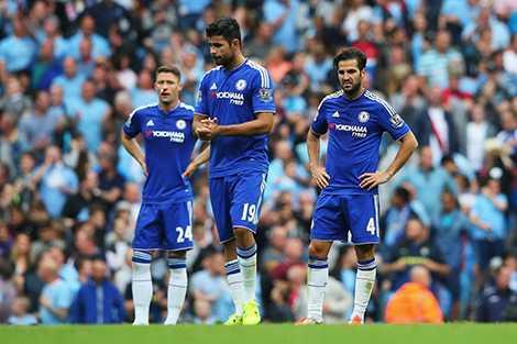 Chelsea đã sa sút một cách bất ngờ ở mùa giải năm nay