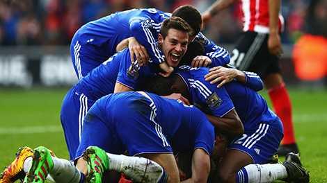 The Blues đã thi đấu khởi sắc hơn dưới sự dẫn dắt của HLV Guus Hiddink