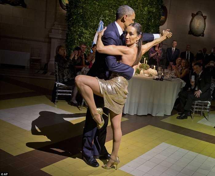 Đây là điệu nhảy truyền thống nổi tiếng của quốc gia Nam Mỹ này