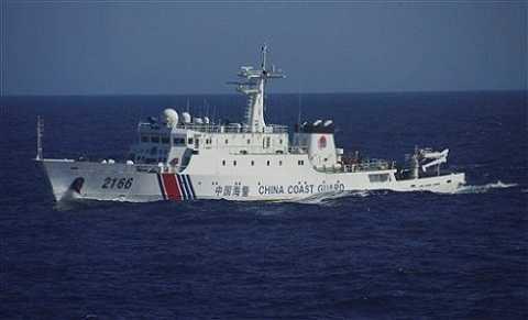 Tàu công vụ Trung Quốc