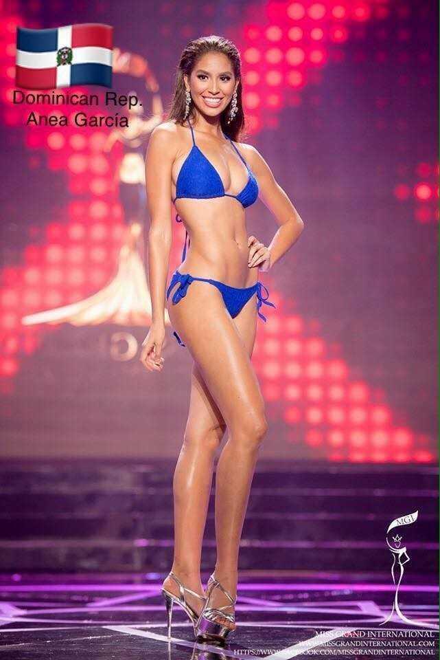 Anea Garcia sở hữu chiều cao lý tưởng - 1,84 m. Ảnh: MGI