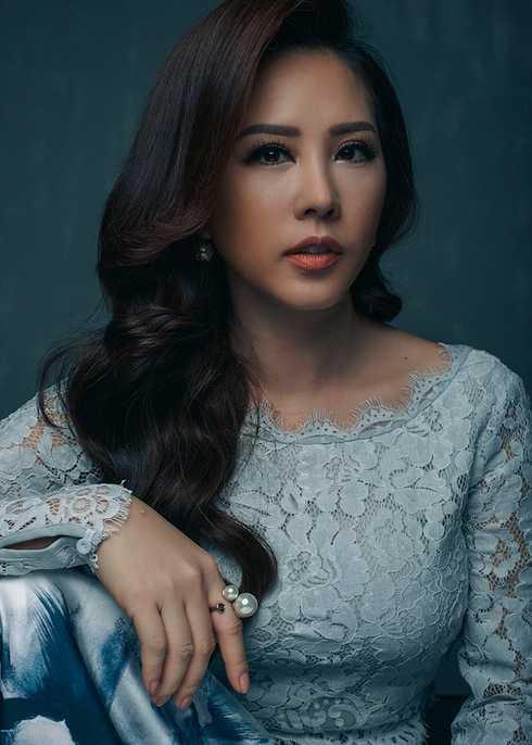 Hoa hậu Thu Hoài trở thành Giám đốc Quốc gia Mrs Universe Việt Nam.