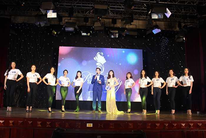 10 thí sinh tài năng, xinh đẹp nhất tranh tài tại đêm chung kết cuộc thi Tài sắc báo chí - Press Beauty 2016.