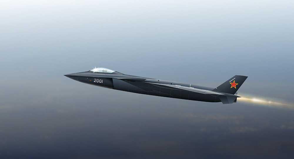 Chiến cơ J-20 của Trung Quốc