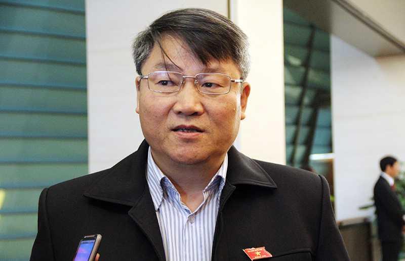 Đại biểu Nguyễn Văn Tiên