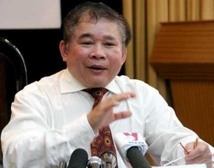 Thứ trưởng Bộ GD-ĐT Bùi Văn Ga (Ảnh P.T).