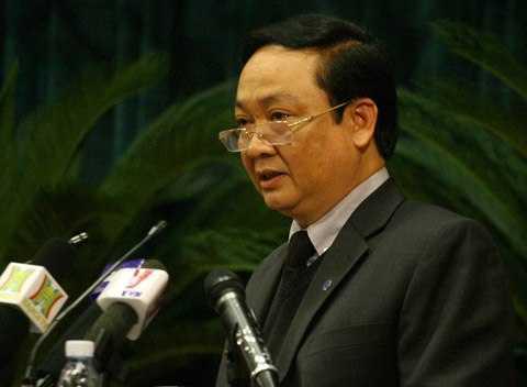 Ông Nguyễn Thế Hùng. Ảnh: NH