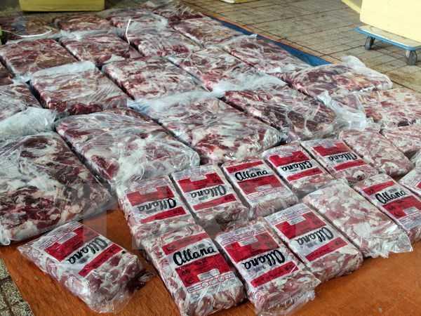 Thịt bò được