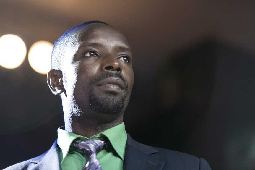 Anh Muwimana Bienvenu, Đội trưởng KT Chi Nhánh Bujumbura (LUMITEL)