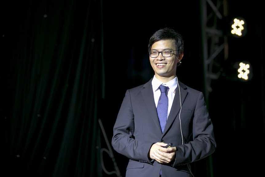 Anh Phạm Đức Toàn, Giám đốc Trung tâm Dẫn đường và điều khiển (Viện Hàng không vũ trụ)