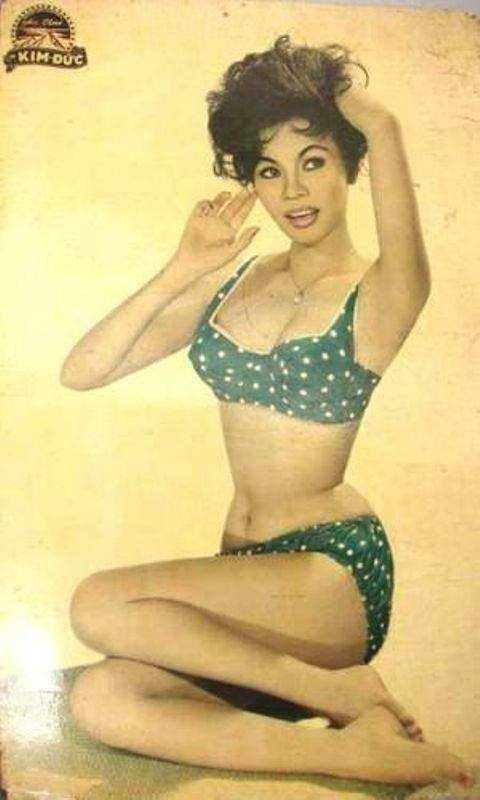 Nghệ sĩ Kim Vui được gọi là cô đào 'bốc lửa' nhất của điện ảnh Sài Gòn trước năm 1975. Bà chính là nữ diễn viên miền NamViệt Nam đầu tiên mặc bikini xuất hiện trên màn ảnh rộng. Bà có vòng eo nhỏ nhắn và vóc dáng rất gợi cảm.