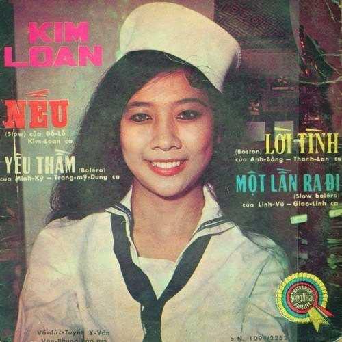 Ca sĩ Kim Loan khởi nghiệp ca hát năm 1966, nhanh chóng được khán giả chú ý nhờ giọng hát hay và đặc biệt là vẻ đẹp 'Tây'