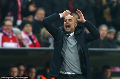 Pep Guardiola sẽ đến Man City hè này