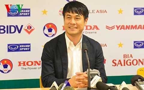 HLV Hữu Thắng từ chối khen 1 cá nhân cụ thể sau trận thắng Đài Loan