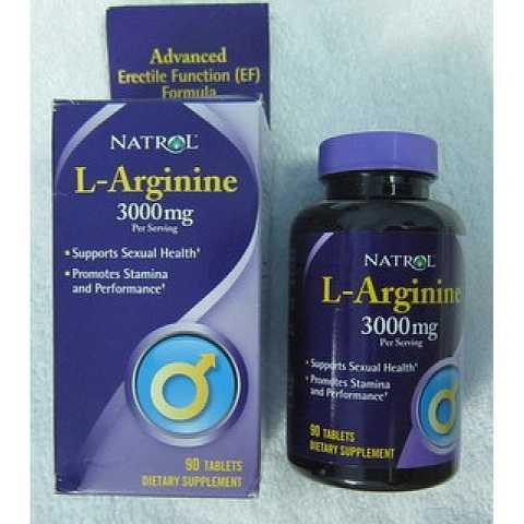Các axit amin L-Arginine làm cho các mạch máu giãn ra khiến kích thước