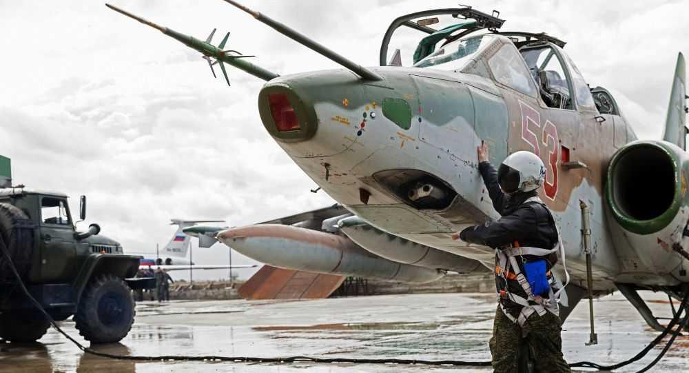 Chiến cơ của quân đội Nga