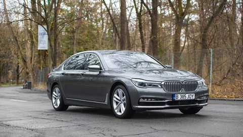 BMW 7-Series được bầu chọn là mẫu xe sang tốt nhất năm 2016