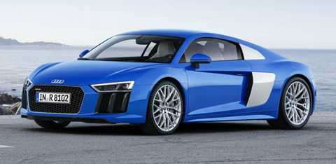 Đây là mẫu xe thương mại mạnh nhất và nhanh nhất Audi từng sản xuất.