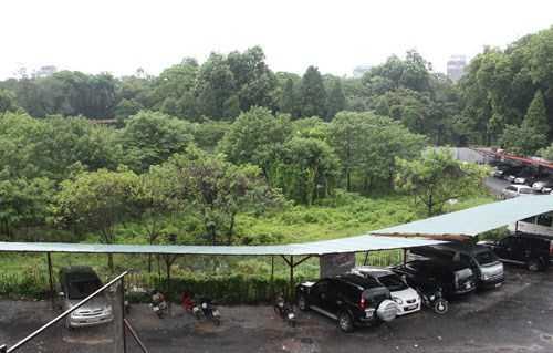 Thành ủy Hà Nội vừa phê duyệt chủ trương xây dựng bãi đỗ xe ngầm 10.000 m2 trong công viên thống nhất. (Ảnh minh họa)