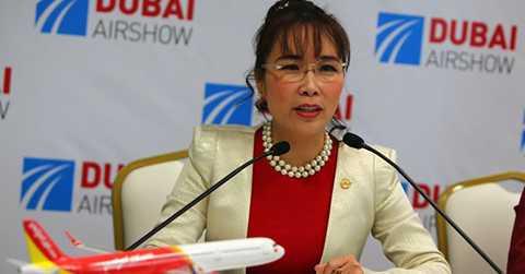 Bà Nguyễn Thị Phương Thảo - AFP.