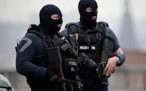 Cảnh sát Bỉ tổ chức cuộc vây bắt mới quy mô lớn tại Brussels