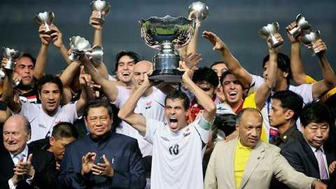 Tuyển Iraq vô địch Asian Cup 2007