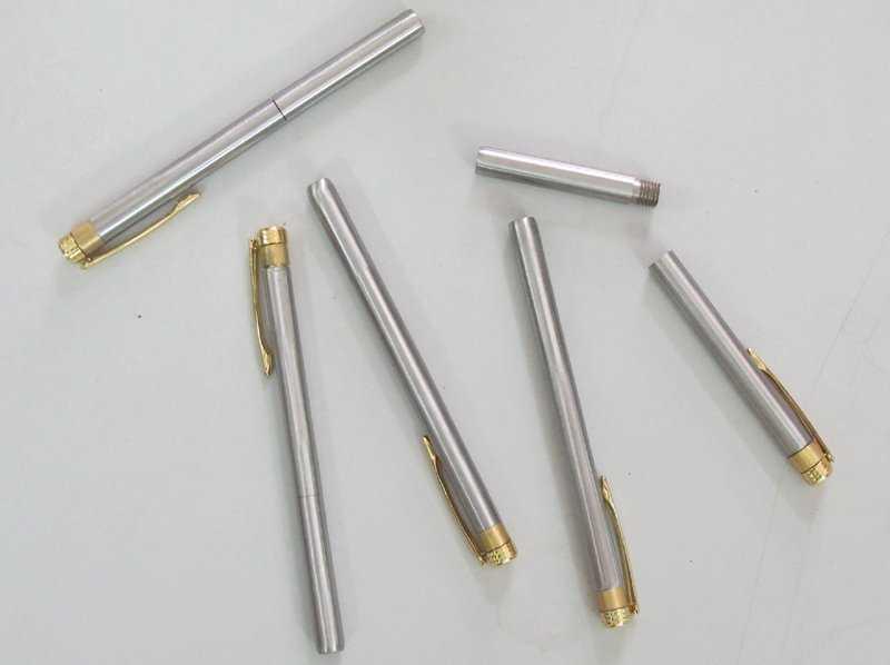 Súng bút được chế tạo ở Hải Phòng chế tạo, chất lượng không thua kém hàng ngoại