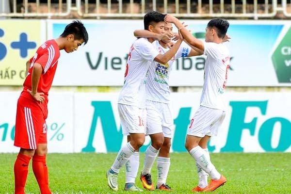 Video truc tiep U21 HAGL vs U21 B.Binh Duong ban ket U21 Quoc gia 2017 hinh anh 1