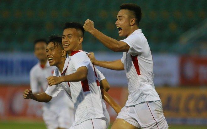 Video truc tiep U19 Viet Nam vs U21 Yokohama - U21 Quoc te 2017 hinh anh 6