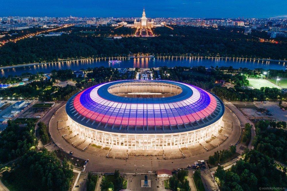 Lich khai mac World Cup 2018 chinh thuc hinh anh 1
