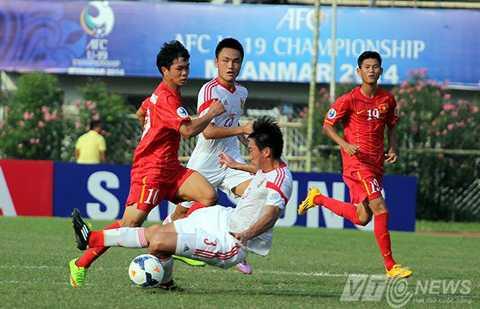 Cong Phuong, Tuan Anh nho thoi U19 Viet Nam lam kho Trung Quoc hinh anh 2