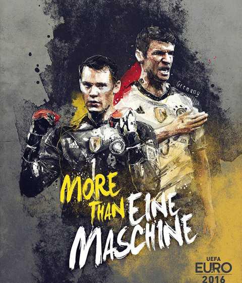 Quoc Vuong: Xem Euro 2016 qua facebook cung hay hinh anh 2