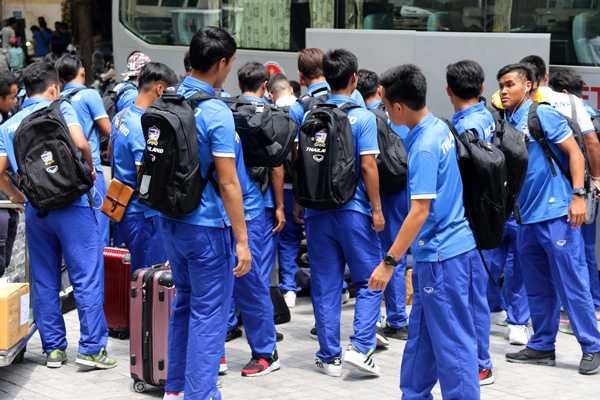 U19 Thai Lan quyet phuc han Viet Nam, vo dich U19 Dong Nam A hinh anh 7