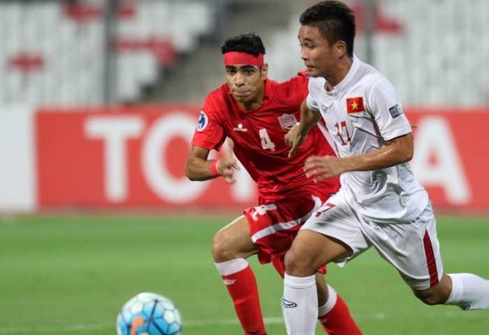 U19 Viet Nam chi biet choi kieu can pha hinh anh 1