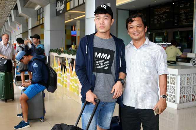 Xuan Truong khong quan tam Qua bong Vang, tan hien cho U21 HAGL hinh anh 1