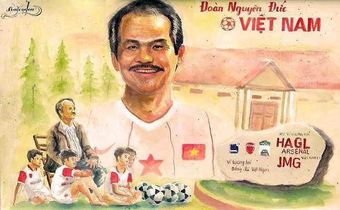 Canh tay phai cua bau Duc ke thoi khac song con cua hoc vien HAGL Arsenal JMG hinh anh 2
