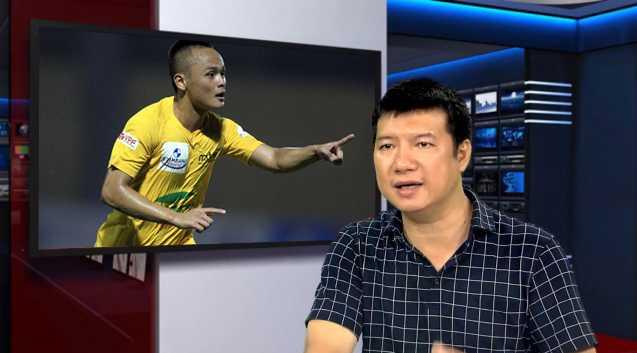 BLV Quang Huy: An phat cho CLB Long An la thoa dang hinh anh 2