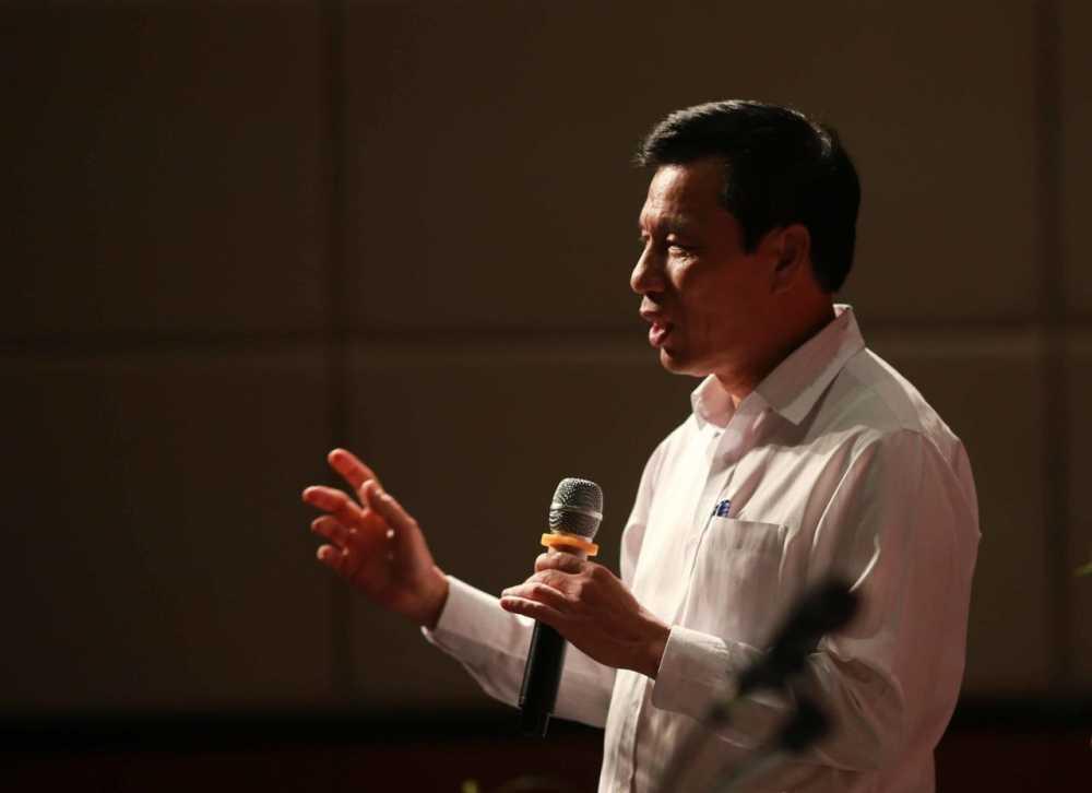 Bo truong Nguyen Ngoc Thien: Trong tai phai tao niem tin cho cau thu hinh anh 1