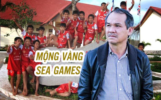 Bau Duc: 'Co the lay gan nguyen doi hinh HAGL lam chu luc da SEA Games' hinh anh 1