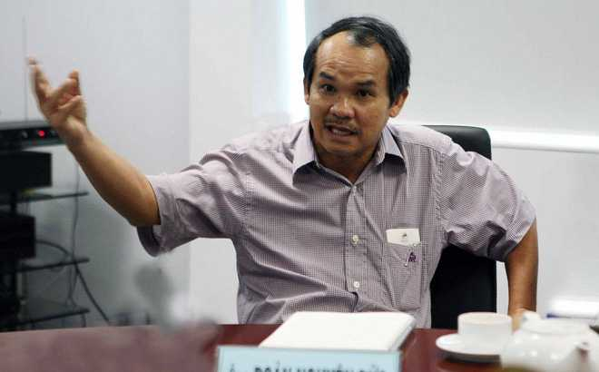 Truong ban trong tai Nguyen Van Mui mia mai, chi trich bau Duc hinh anh 2