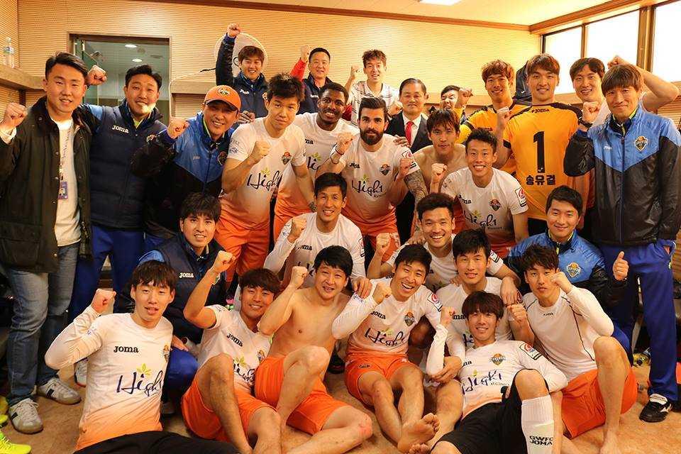 Doi bong Xuan Truong thang tran khai mac K-League hinh anh 2
